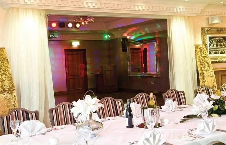 Best Western Premier Leyland - Hotel - 106
