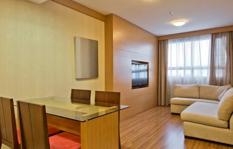 Brasil 21 Suites - Room - 9