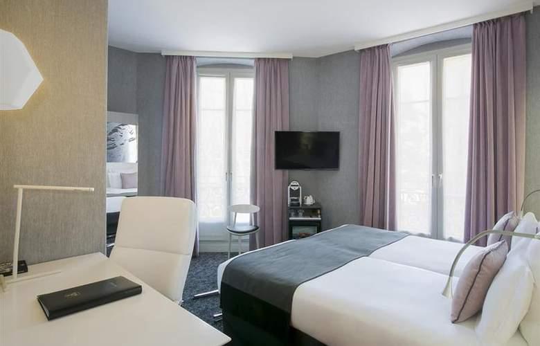 Best Western Premier Marais Grands Boulevards - Room - 18