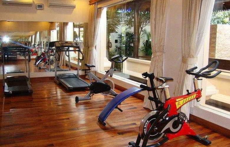 Somadevi Angkor Hotel & Spa - Sport - 9