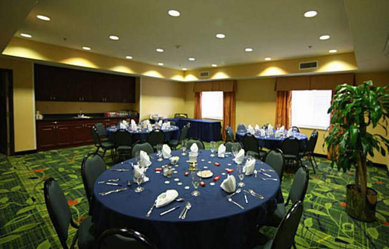 Fairfield Inn by Marriott Kansas City Internationa - Conference - 12