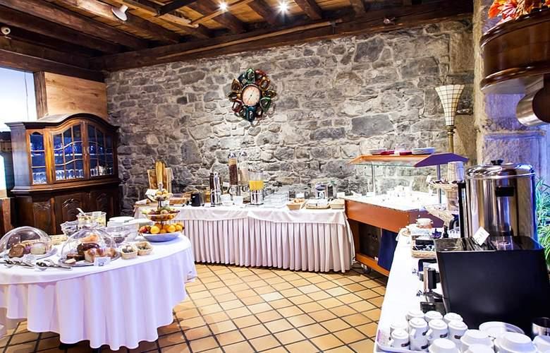 Le Montbrillant - Restaurant - 4