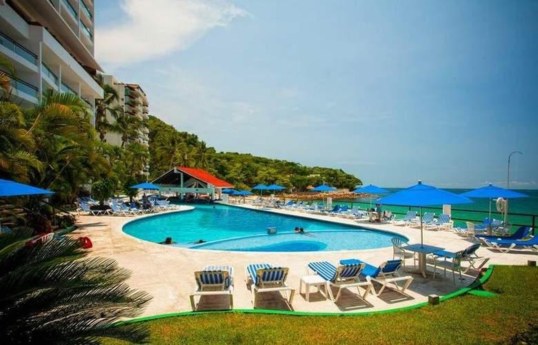 Grand Park Royal Luxury Resort Puerto Vallarta - Pool - 19