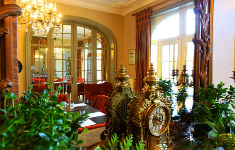 Best Western Premier La Villa Des Fleurs - General - 7