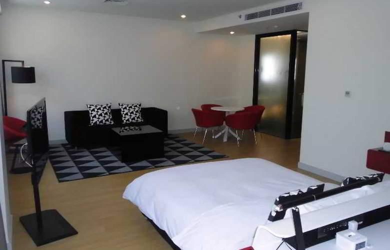 Beijing Tangram Hotel - Room - 7