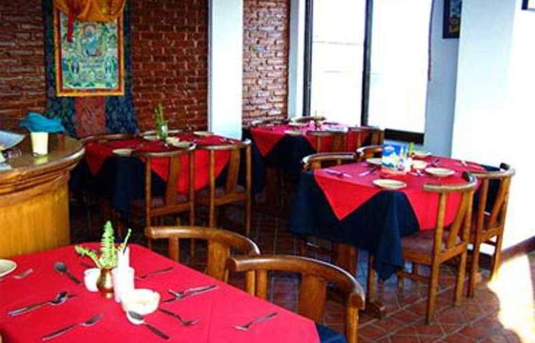 Heritage Home Hotel and Guest House - Restaurant - 3