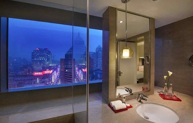 Sofitel Shanghai Hyland - Room - 92
