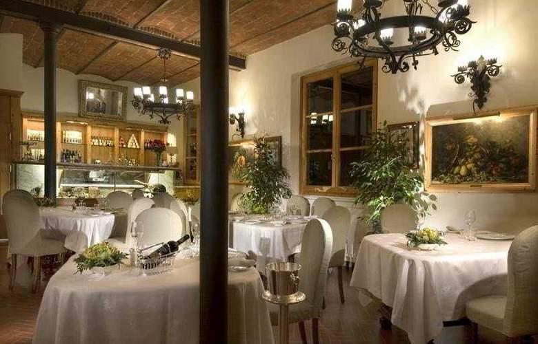Villa Olmi Resort - Restaurant - 9