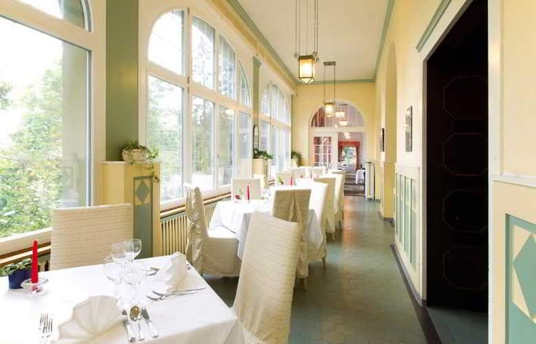 Belvedere Wengen - Restaurant - 26