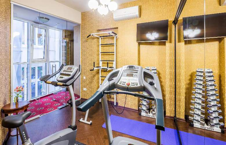 Atlas Deluxe Hotel - Sport - 36