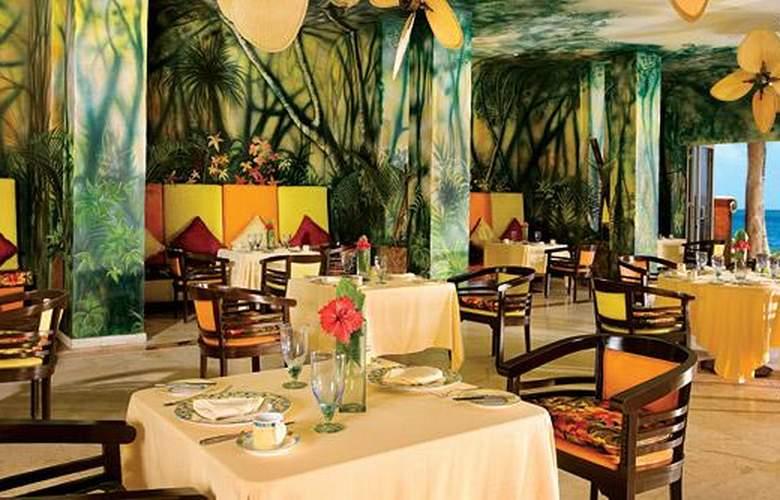 Zöetry Paraiso de la Bonita All Inclusive - Restaurant - 12