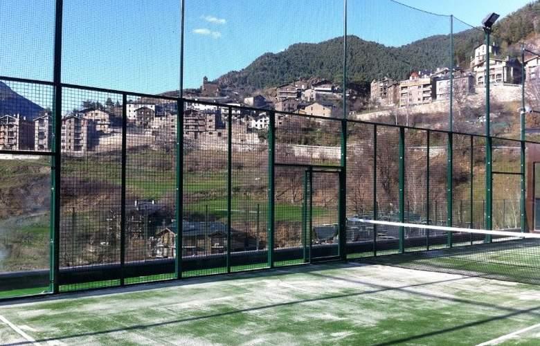 Anyos Park Hotel - Sport - 9
