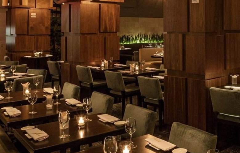 Jet Luxury at the Trump SoHo - Restaurant - 4