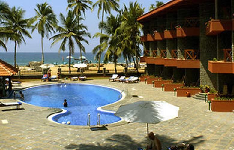 Uday Samudra Leisure Beach Hotel - Pool - 4