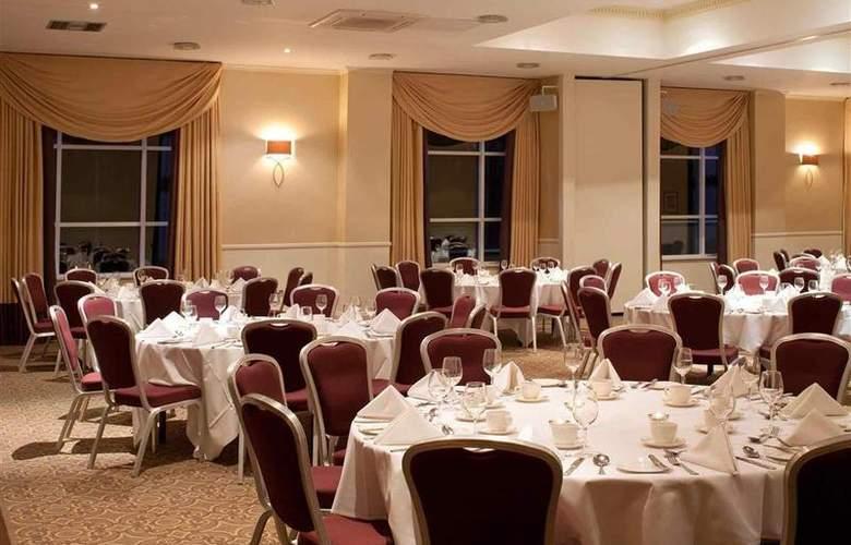 Mercure Brandon Hall Hotel & Spa - Conference - 62