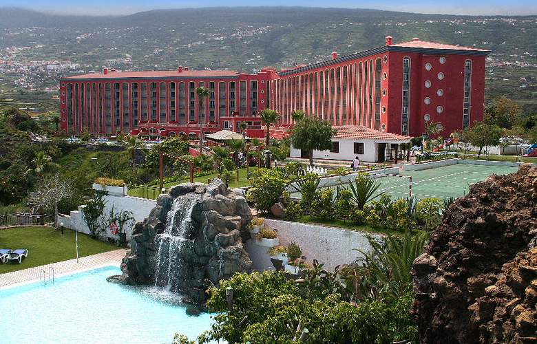 Las Aguilas - Hotel - 8