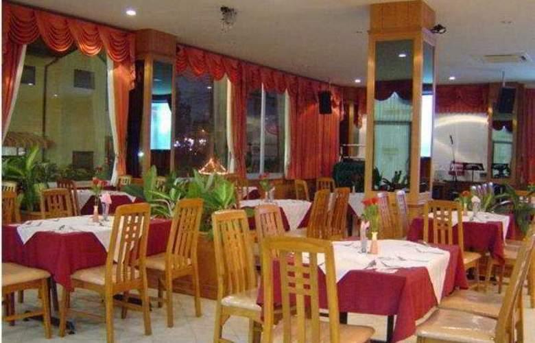 J. A. Villa Pattaya - Restaurant - 9