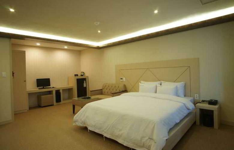 W Hotel Jeju - Room - 10
