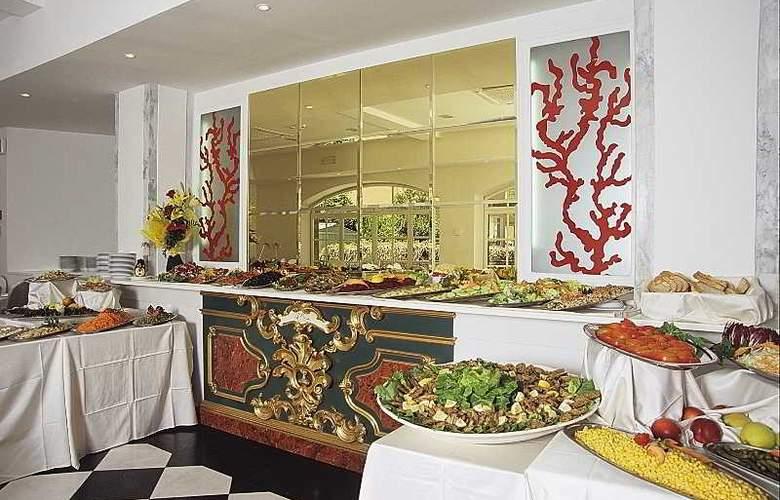 M Glamour Hotel - Restaurant - 8