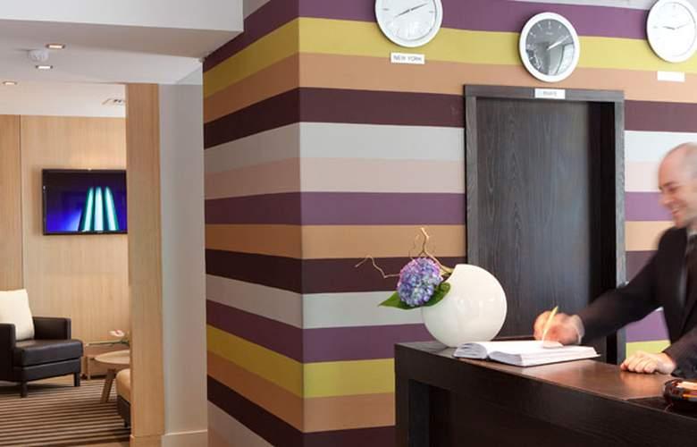 Duret Hotel París - Services - 4