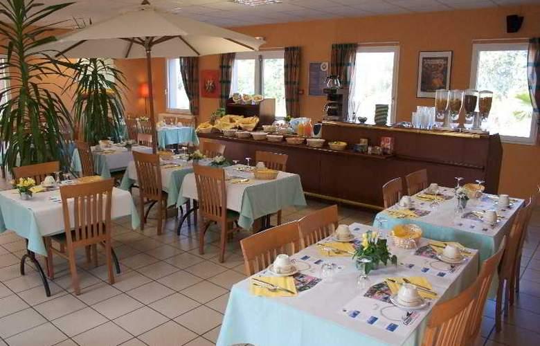 Inter Hotel Belem Saint-Malo - Restaurant - 4