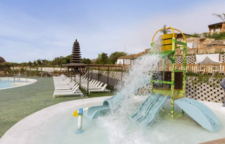 Magic Natura Animal Waterpark & Polynesian Resort - Pool - 2