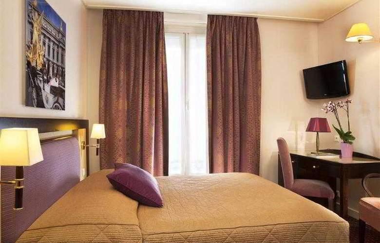 Best Western Anjou Lafayette Opéra - Hotel - 14