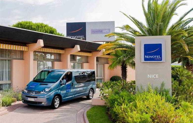 Novotel Nice Aeroport Cap 3000 - Hotel - 20