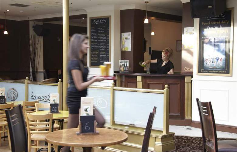 Best Western Cumberland - Restaurant - 316