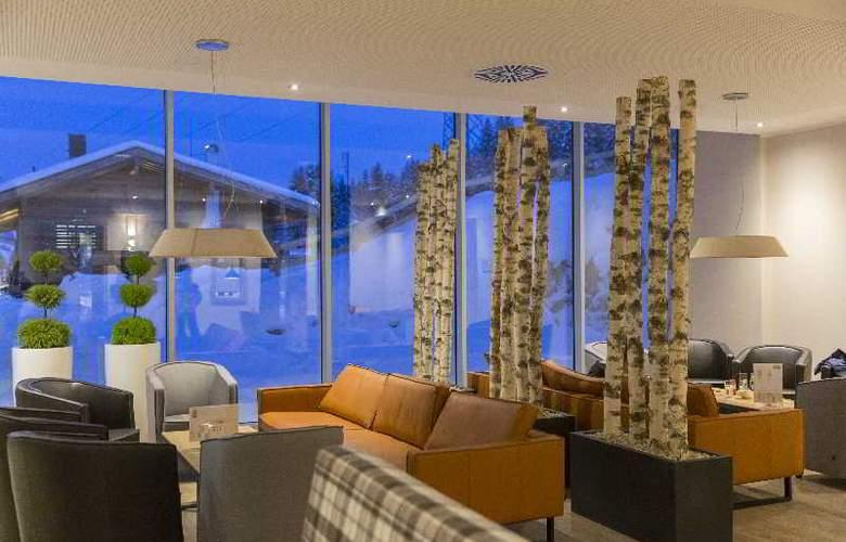 lti alpenhotel Kaiserfels - Bar - 11