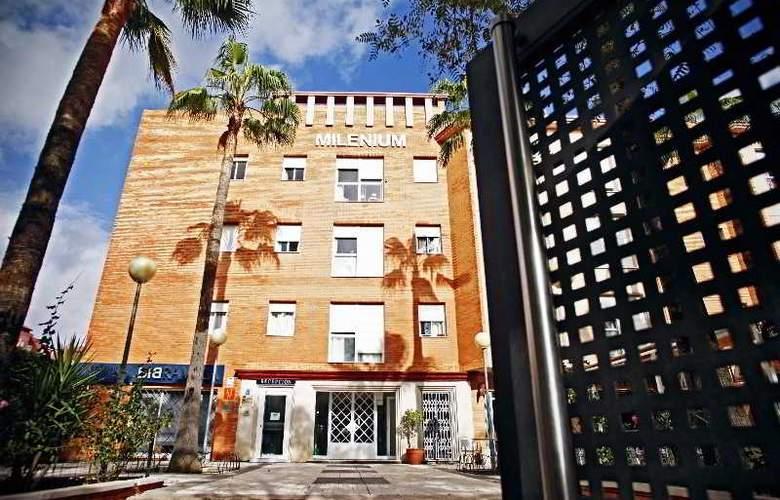 Apartamentos Vértice Bib Rambla - Hotel - 6