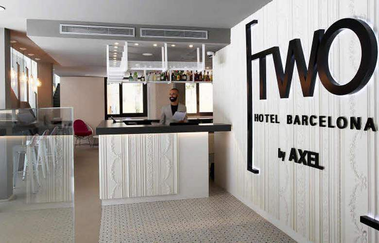 Two Hotel Barcelona By Axel - General - 1
