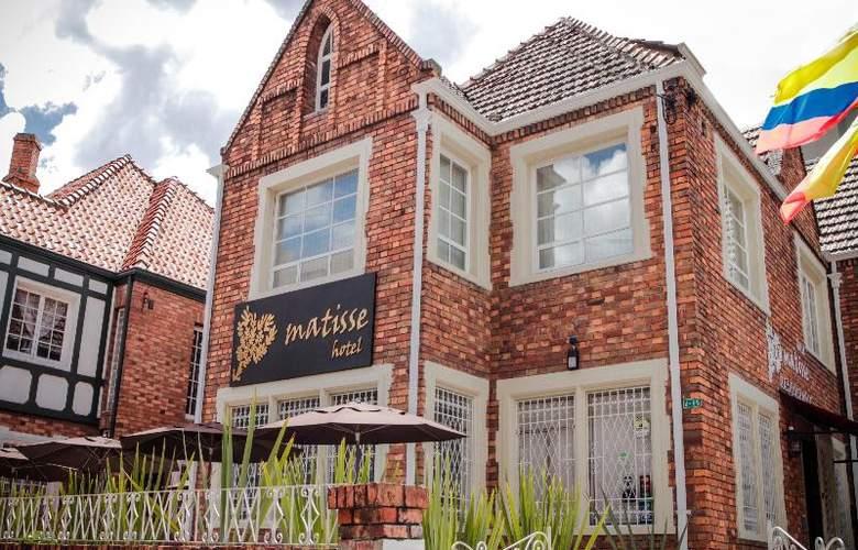 Matisse Hotel - Hotel - 5