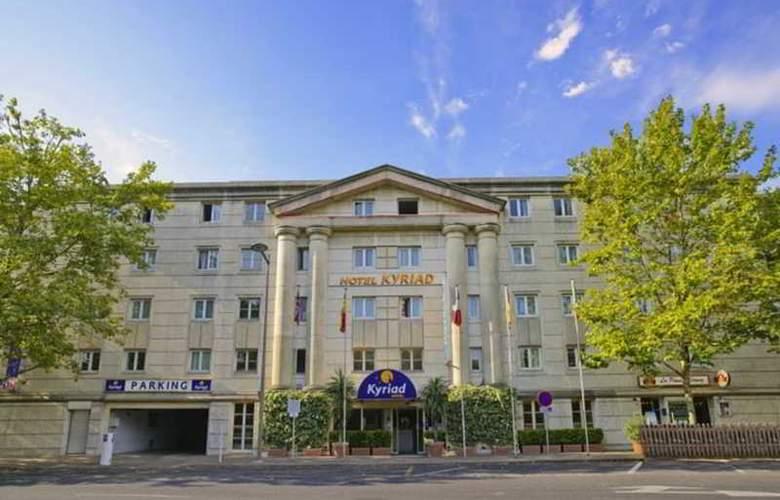 Kyriad Montpellier Centre Antigone - Hotel - 6