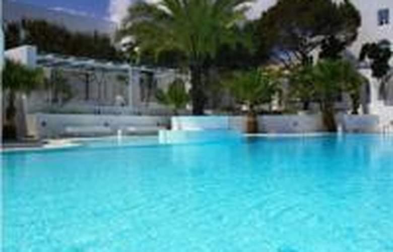 Thalassa Resort Santorini - Pool - 2