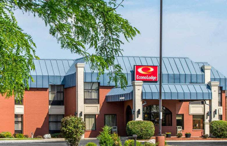 Econo Lodge, Fort Wayne - Hotel - 0