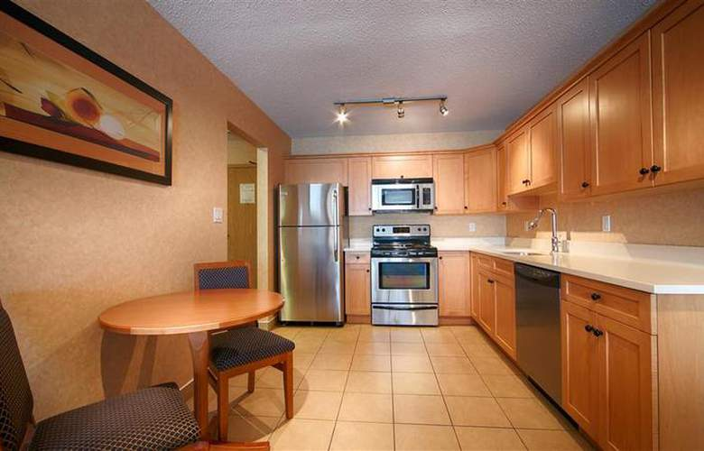 Best Western Langley Inn - Room - 45