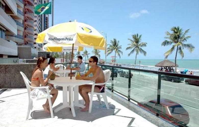 Boa Viagem Praia - Terrace - 7