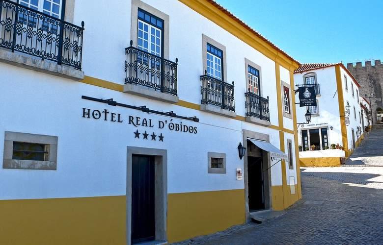 Real d'Óbidos - Hotel - 0