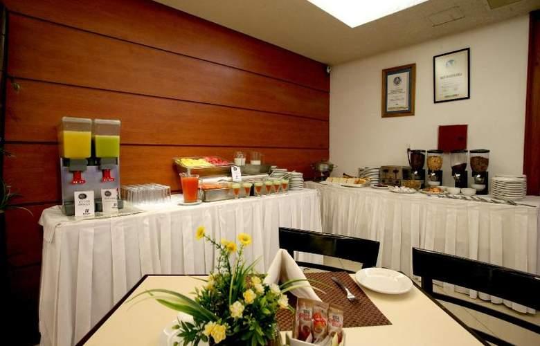 Horizon Morelia - Restaurant - 12