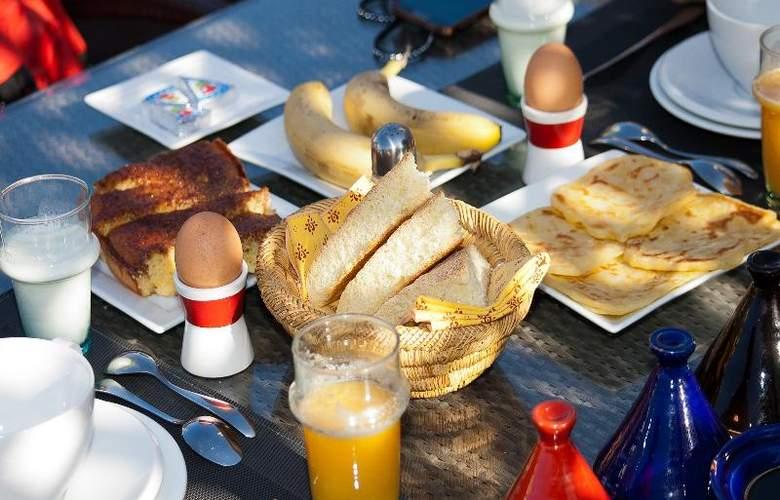 Riad Akka - Restaurant - 23