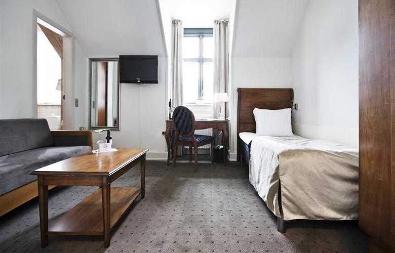 BEST WESTERN Hotel Hebron - Hotel - 18
