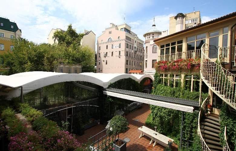 Kebur Palace - Hotel - 2