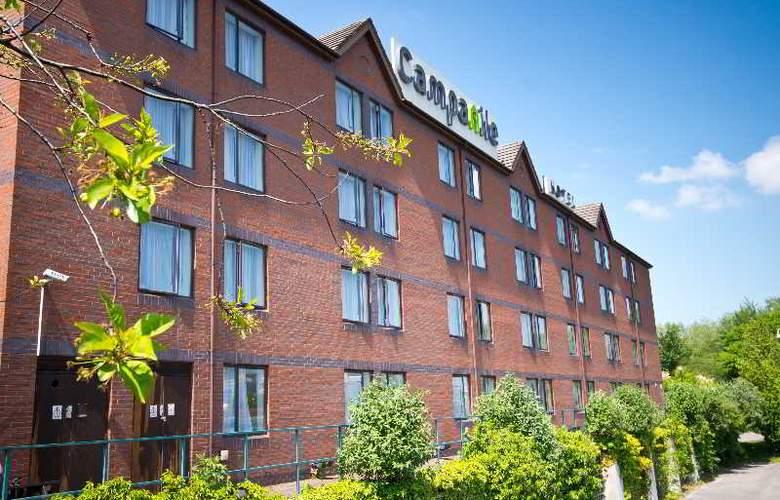 Campanile Manchester - Hotel - 2