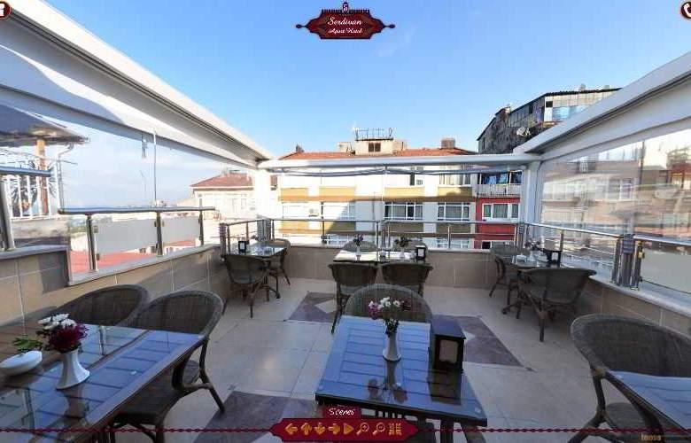 Serdivan Hotel - Terrace - 20