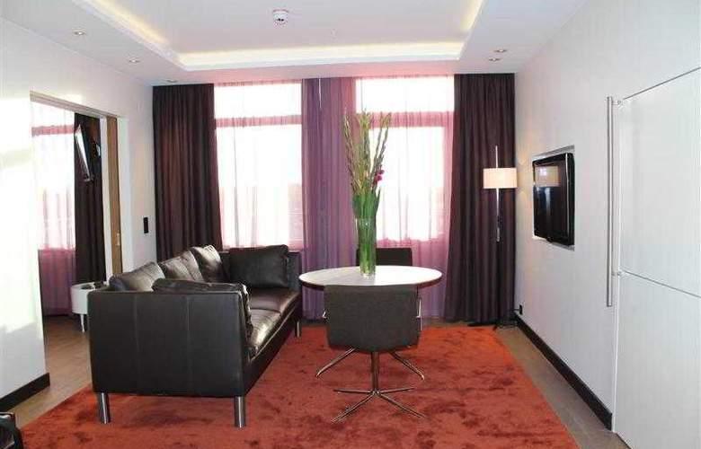 Best Western Plus Sthlm Bromma - Hotel - 41