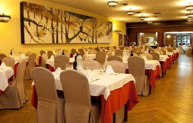 Condes del Pallars - Restaurant - 9