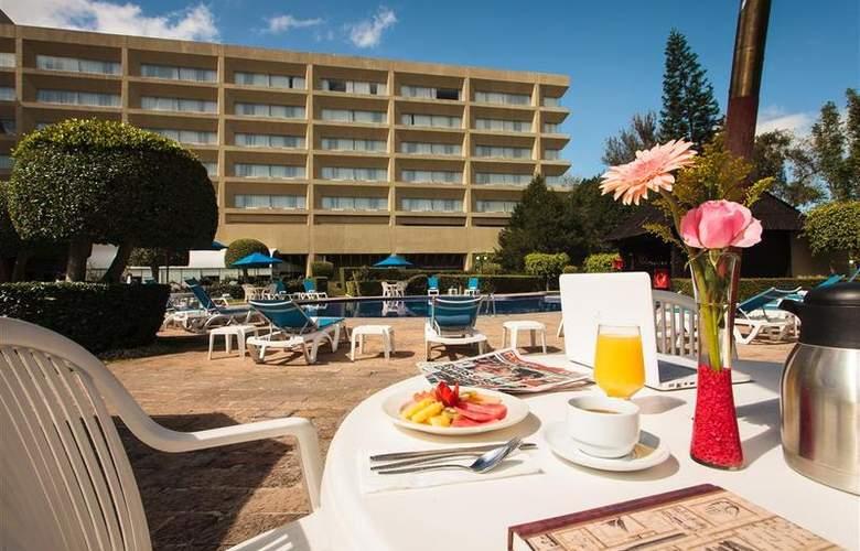 Best Western Plus Gran Morelia - Hotel - 155