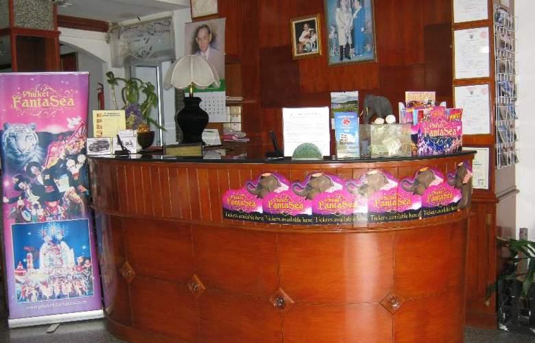 Orchid Hotel Kalim Bay Phuket - General - 4