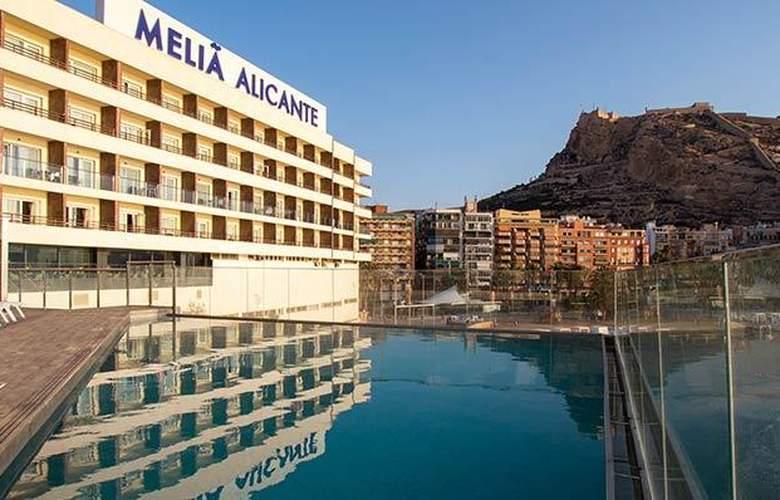 Meliá Alicante - Hotel - 10